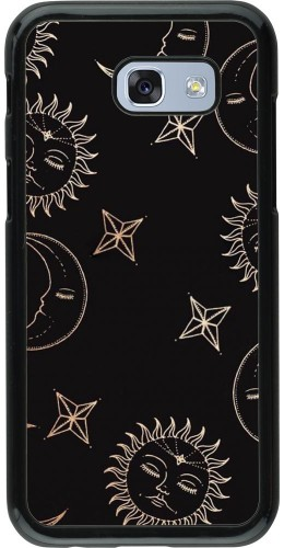 Coque Samsung Galaxy A5 (2017) - Suns and Moons