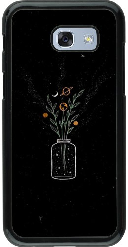 Coque Samsung Galaxy A5 (2017) - Vase black