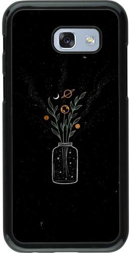 Coque Samsung Galaxy A5 (2017) - Vase black