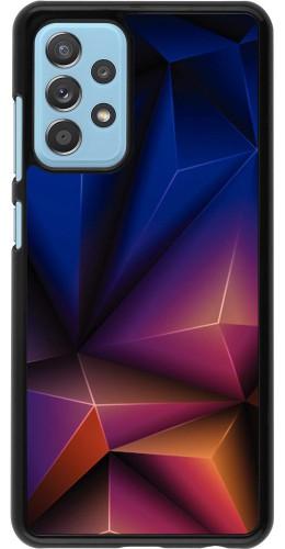 Coque Samsung Galaxy A52 5G - Abstract Triangles