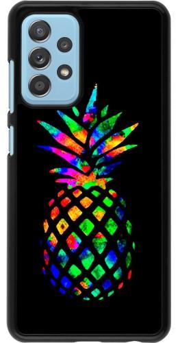 Coque Samsung Galaxy A52 5G - Ananas Multi-colors