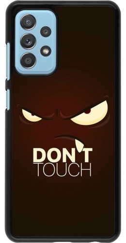 Coque Samsung Galaxy A52 5G - Angry Dont Touch