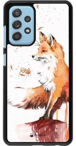 Coque Samsung Galaxy A52 - Autumn 21 Fox