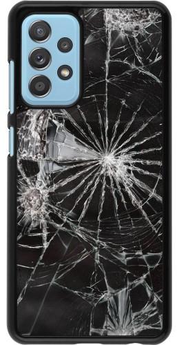 Coque Samsung Galaxy A52 5G - Broken Screen