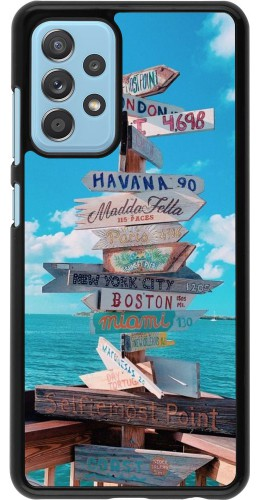 Coque Samsung Galaxy A52 5G - Cool Cities Directions