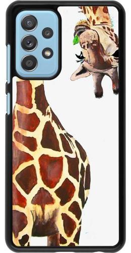Coque Samsung Galaxy A52 5G - Giraffe Fit