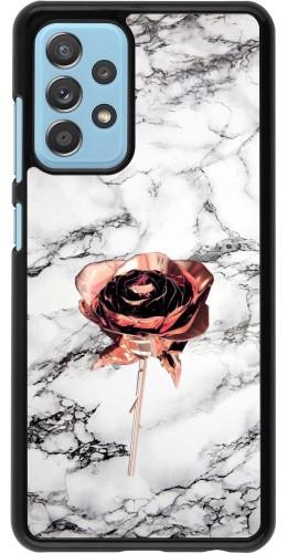 Coque Samsung Galaxy A52 5G - Marble Rose Gold