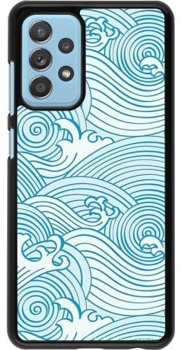 Coque Samsung Galaxy A52 5G - Ocean Waves