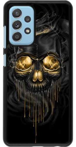Coque Samsung Galaxy A52 5G - Skull 02