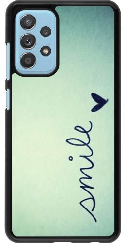 Coque Samsung Galaxy A52 5G - Smile