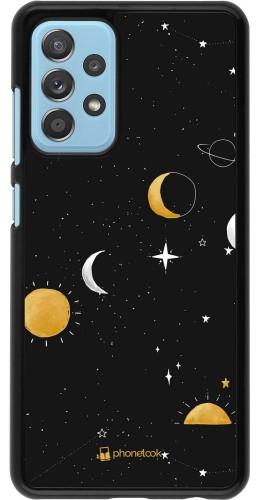 Coque Samsung Galaxy A52 - Space Vector