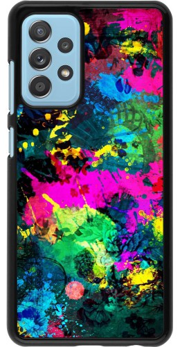 Coque Samsung Galaxy A52 5G - Splash paint