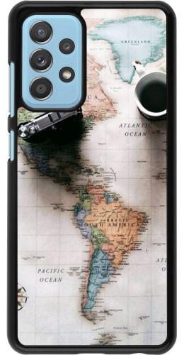Coque Samsung Galaxy A52 5G - Travel 01