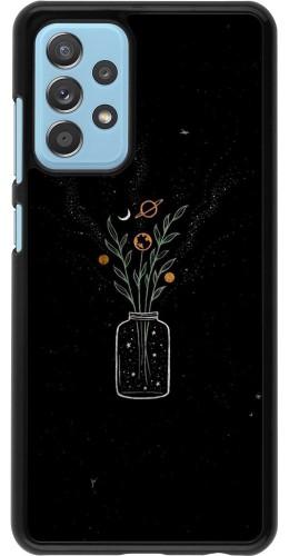 Coque Samsung Galaxy A52 5G - Vase black