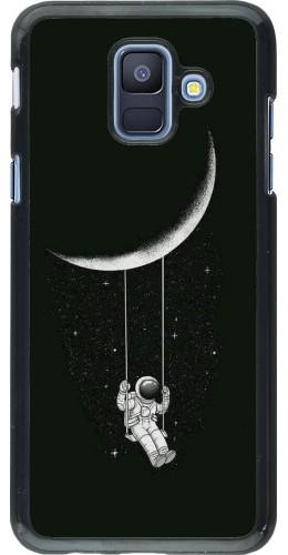 Coque Samsung Galaxy A6 - Astro balançoire