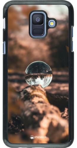 Coque Samsung Galaxy A6 - Autumn 21 Sphere