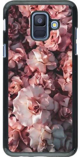 Coque Samsung Galaxy A6 - Beautiful Roses