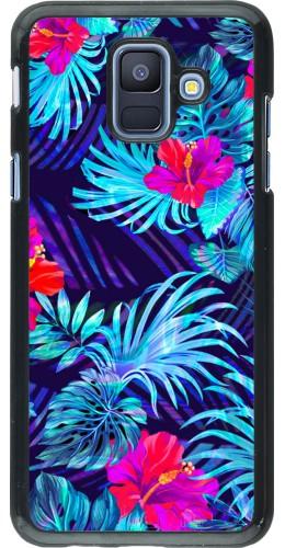 Coque Samsung Galaxy A6 - Blue Forest