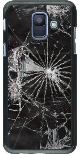 Coque Samsung Galaxy A6 - Broken Screen