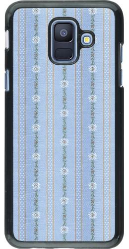 Coque Samsung Galaxy A6 - Edelweiss