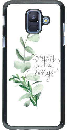 Coque Samsung Galaxy A6 - Enjoy the little things