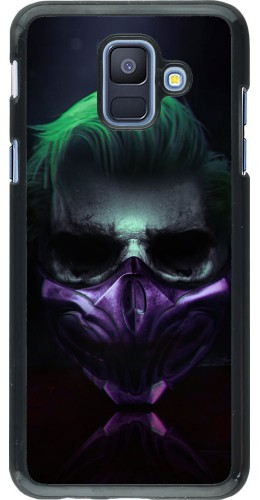Coque Samsung Galaxy A6 - Halloween 20 21