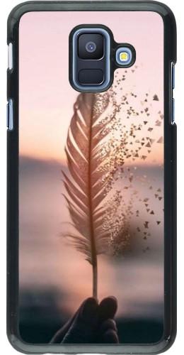Coque Samsung Galaxy A6 - Hello September 11 19