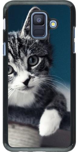 Coque Samsung Galaxy A6 - Meow 23