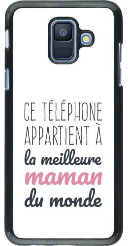 Coque Samsung Galaxy A6 - Mom 20 04