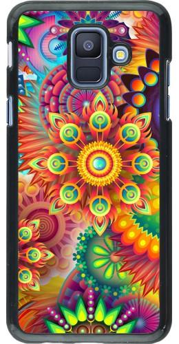 Coque Samsung Galaxy A6 - Multicolor aztec