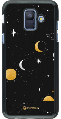 Coque Samsung Galaxy A6 - Space Vector
