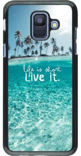 Coque Samsung Galaxy A6 - Summer 18 24