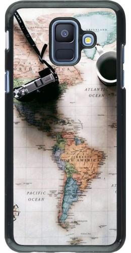 Coque Samsung Galaxy A6 - Travel 01