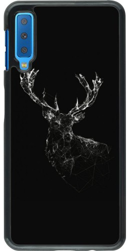 Coque Samsung Galaxy A7 - Abstract deer