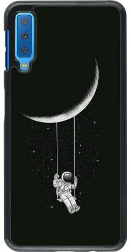Coque Samsung Galaxy A7 - Astro balançoire