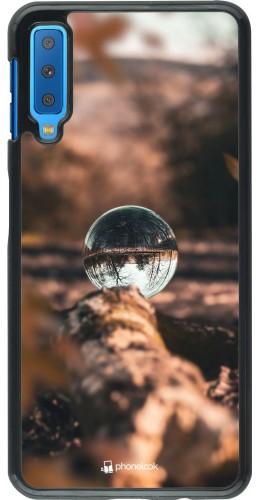 Coque Samsung Galaxy A7 - Autumn 21 Sphere