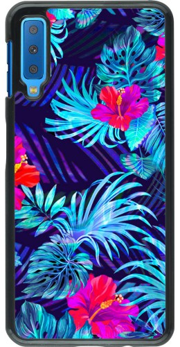 Coque Samsung Galaxy A7 - Blue Forest