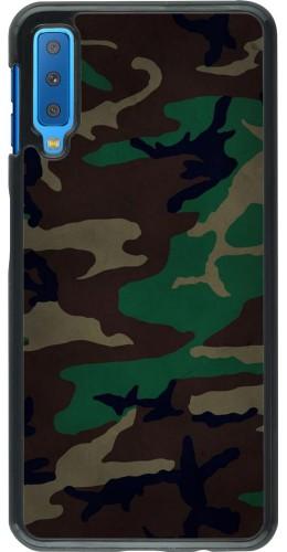 Coque Samsung Galaxy A7 - Camouflage 3