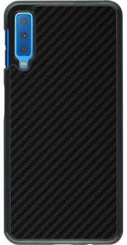 Coque Samsung Galaxy A7 - Carbon Basic
