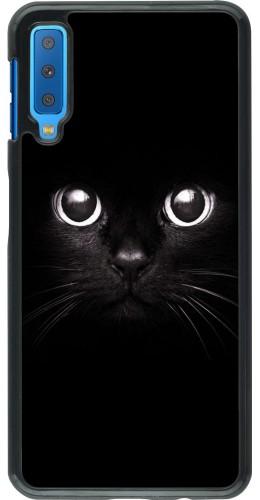 Coque Samsung Galaxy A7 - Cat eyes