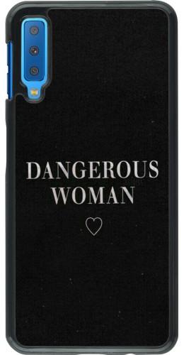 Coque Samsung Galaxy A7 - Dangerous woman