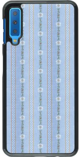 Coque Samsung Galaxy A7 - Edelweiss