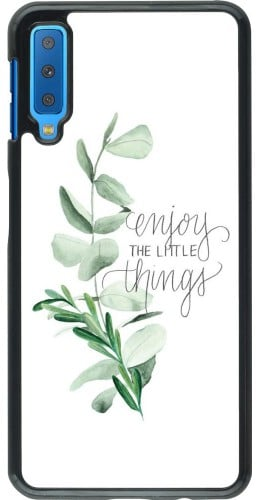 Coque Samsung Galaxy A7 - Enjoy the little things
