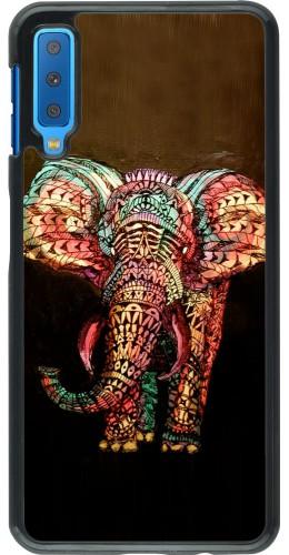 Coque Samsung Galaxy A7 - Elephant 02