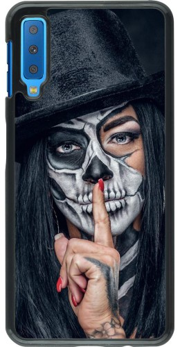 Coque Samsung Galaxy A7 - Halloween 18 19