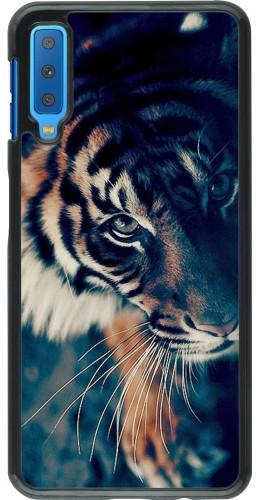 Coque Samsung Galaxy A7 - Incredible Lion