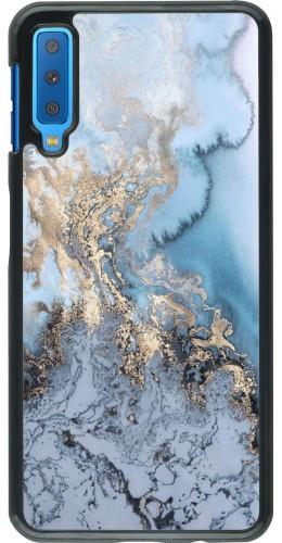 Coque Samsung Galaxy A7 - Marble 04