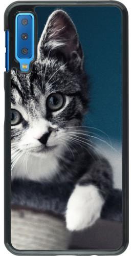 Coque Samsung Galaxy A7 - Meow 23