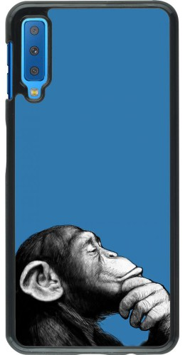 Coque Samsung Galaxy A7 - Monkey Pop Art