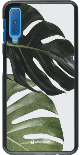 Coque Samsung Galaxy A7 - Monstera Plant